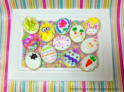 easter-sugar-cookies from Iced Baked Shoppe