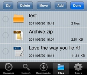 Free iPhone Download Manager