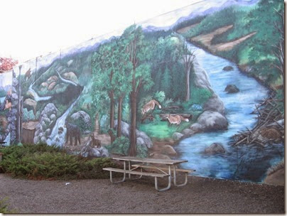 IMG_4176 Mural Park in Lebanon, Oregon on October 21, 2006
