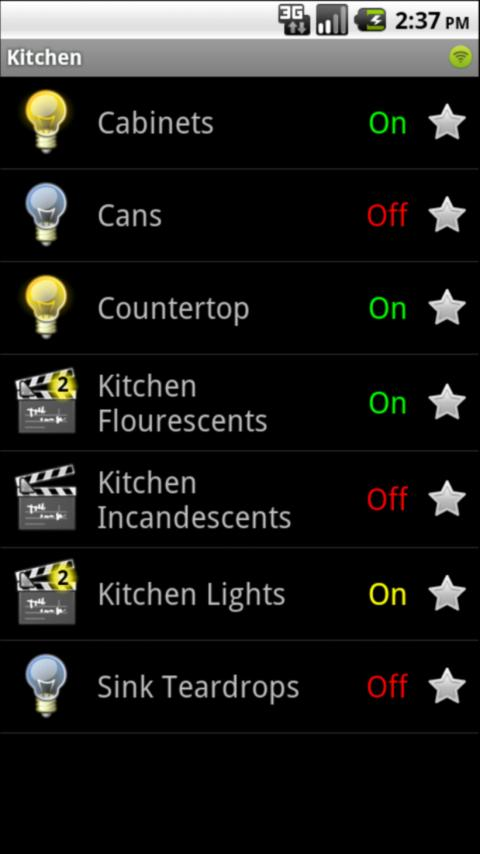 Conductor for INSTEON - screenshot