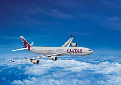 Qatar Airways spre Asia de Sud Est