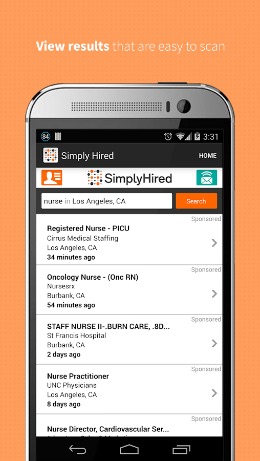 Job Search - Simply Hired- screenshot