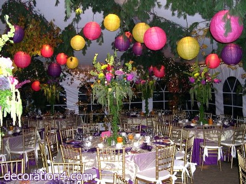 Garden Party Decoration-New Ideas-
