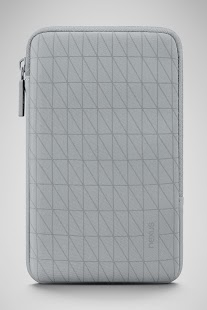 Nexus 7 Sleeve - Gray/White - screenshot thumbnail