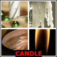 CANDLE- Whats The Word Answers