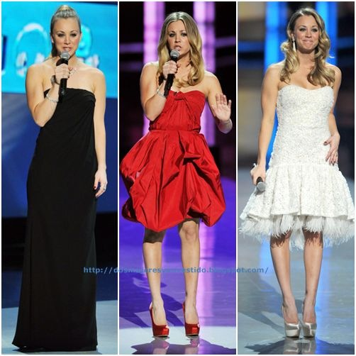 Kaley Cuoco 2012 People Choice Award-2