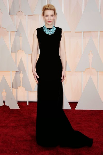 Cate Blanchett attends the 87th Annual Academy Awards