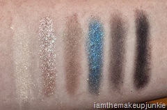 Smashbox Wondervision Collection_Cosmic Set Swatches