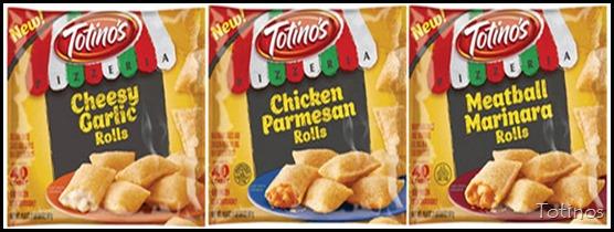 Totino's Snack Rolls