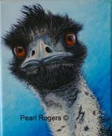 pearl rogers wildlifeart