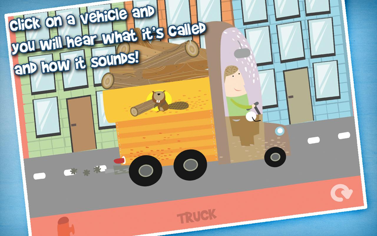 Picture Book of Cars- screenshot
