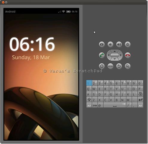 Screenshots] Mozilla's Mobile OS, Boot2Gecko (B2G) | Varun's