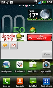 Message Notification- screenshot thumbnail