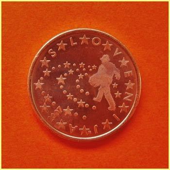 Eslovenia 0.05 Euros