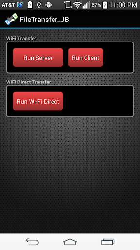 Wi-Fi FileTransfer