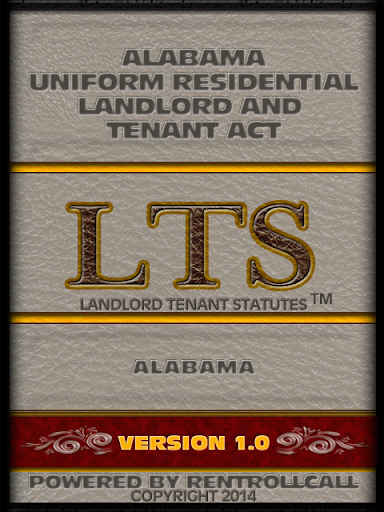 Alabama Landlord Tenant Act