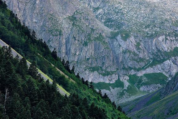 Capçalera de la vall del riu Nere. Vielha i Mig Aran, Val d'Aran, Lleida