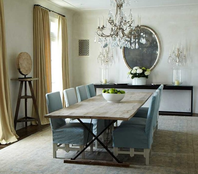 Belgian Pearls: Where To Find Your Dining Table And Chairs