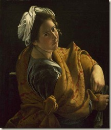 Orazio Lomi Gentileschi, Sybille Houston , Museum of Fine Arts