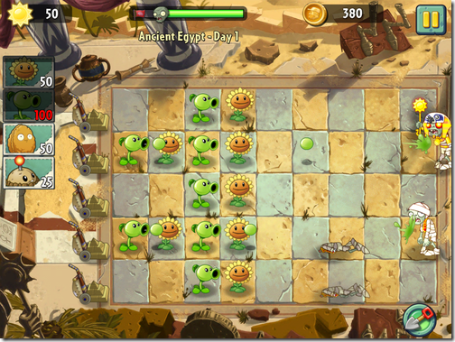 Plants vs. Zombies 2-04