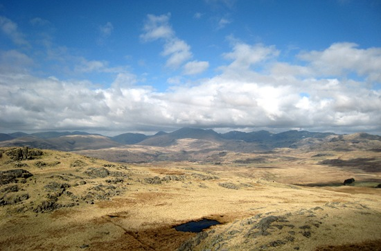 GT GABLE, SCAFELL, BOWFELL ETC ETC.