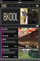 Screenshot of BKO