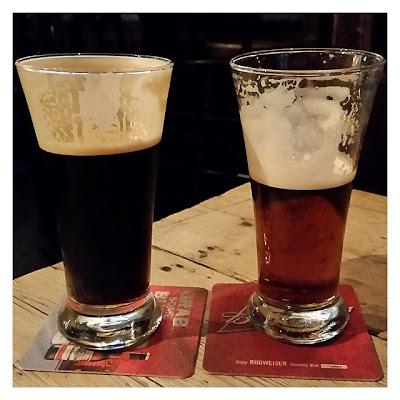 Abendliches Geocaching in Kilkenny - Irisches Bier: Guinness und Kilkenny