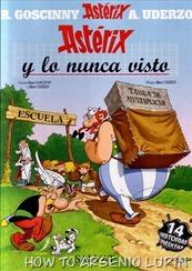 P00034 - Asterix y lo nunca visto