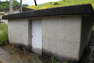 八幡調整池(取水工バルブ室)