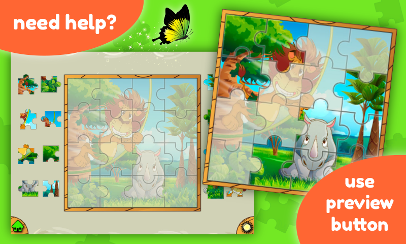 Jigsaw Puzzle Kids- screenshot