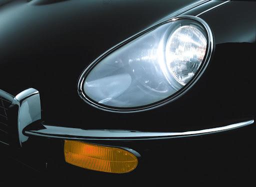 Headlight-Covers - E-Type Culture - English