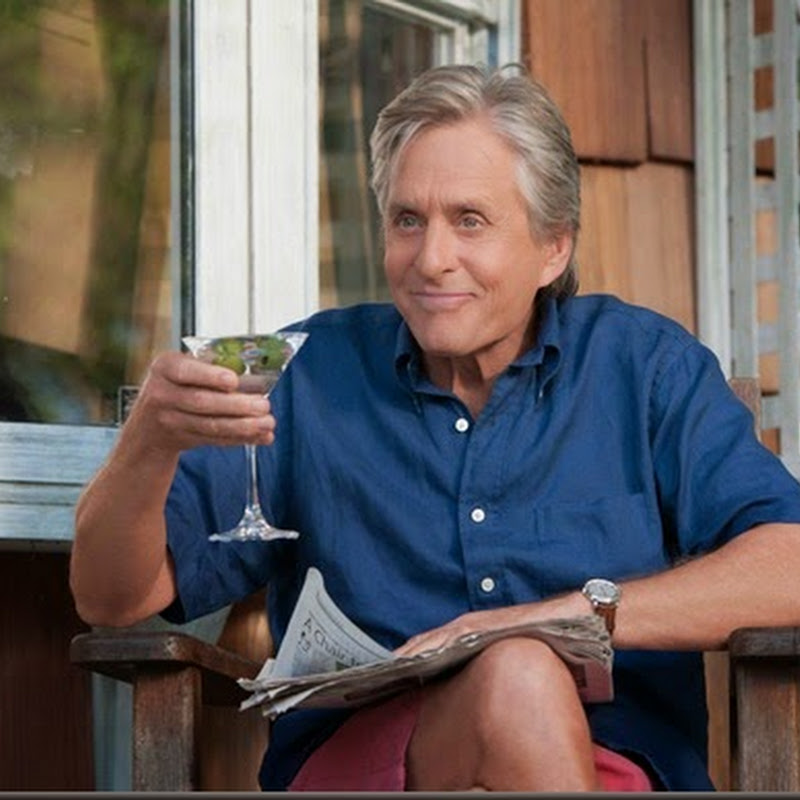 "Michael Douglas Open to Life's Surprises in ""And So It Goes"""