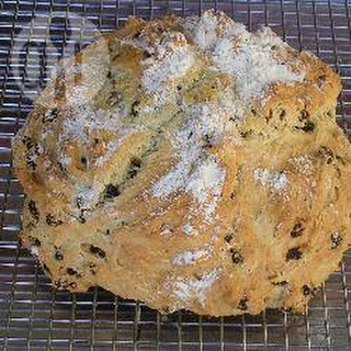 Currant and Caraway Soda Bread.