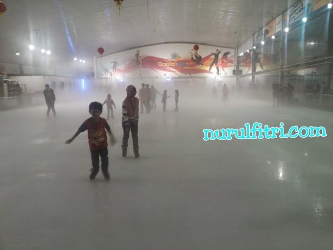 Manfaat Bermain Ice Skating Untuk Anak