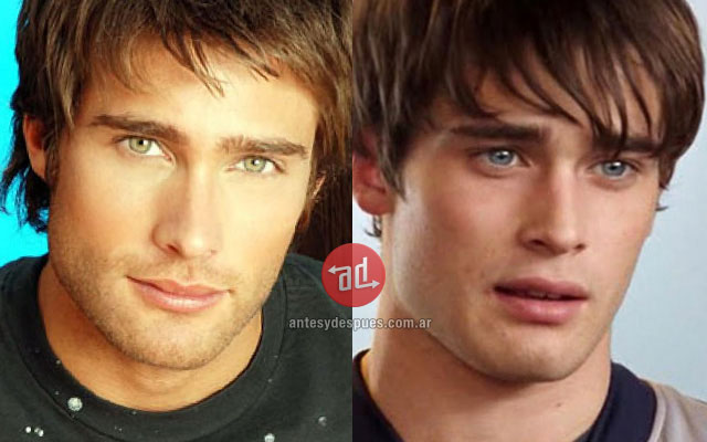 Celebrity Look-alikes: Rodrigo Guirao Diaz Christian Cooke