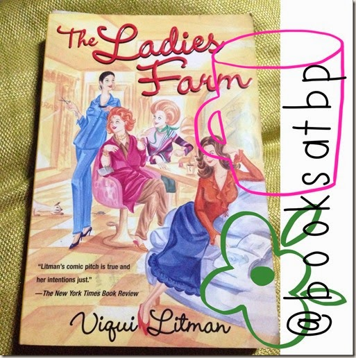 In Between The Covers Verabear S Book Case The Ladies border=