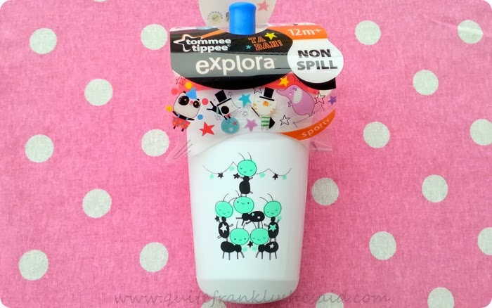 Tommee Tippee Animal Antics Explora Sporty cup bottle