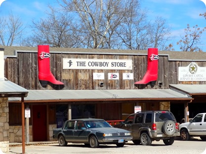 cowboy store