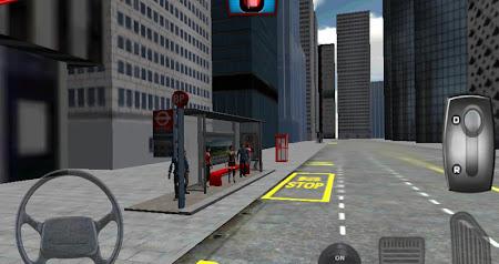 London City Bus Driving 3D 1.0 screenshot 641734