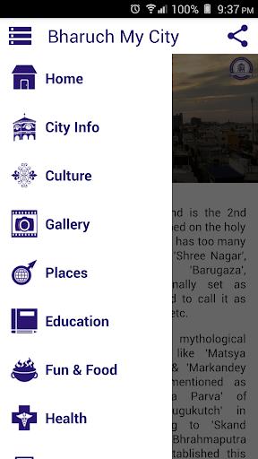 Bharuch My City