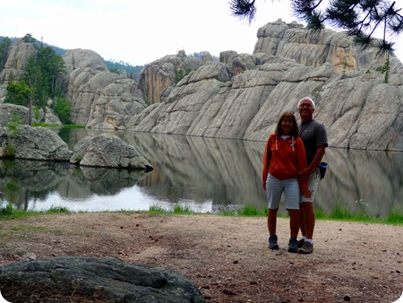 us at Sylvan Lake
