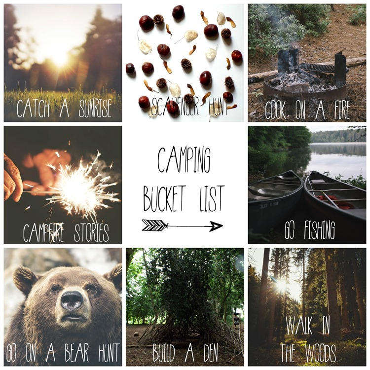 camping, things to do