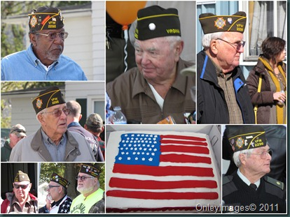 veterans collage