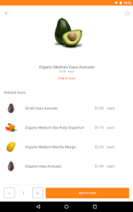 Instacart: Grocery Delivery - screenshot thumbnail