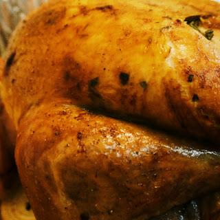 Dry Brined Turkey with Extra Crispy Skin