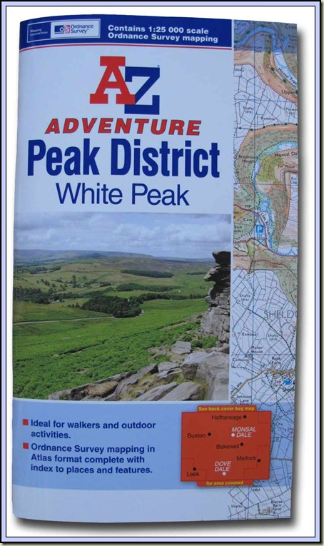 A-Z White Peak Atlas