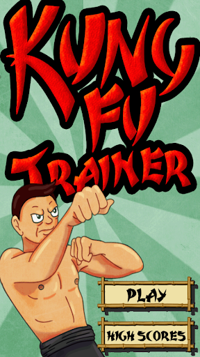 Kung Fu Trainer
