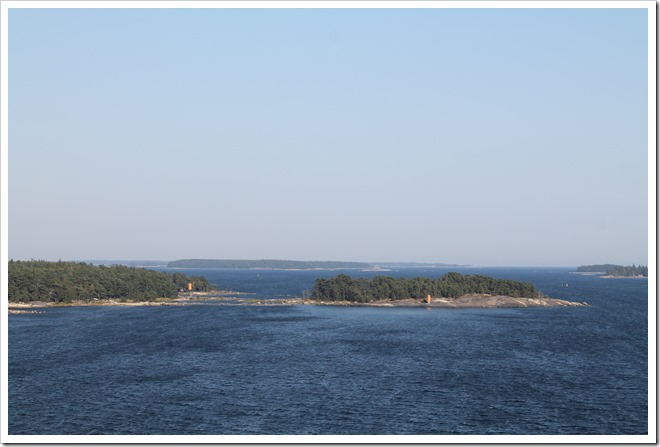 Finlandia - podróż do Finlandii