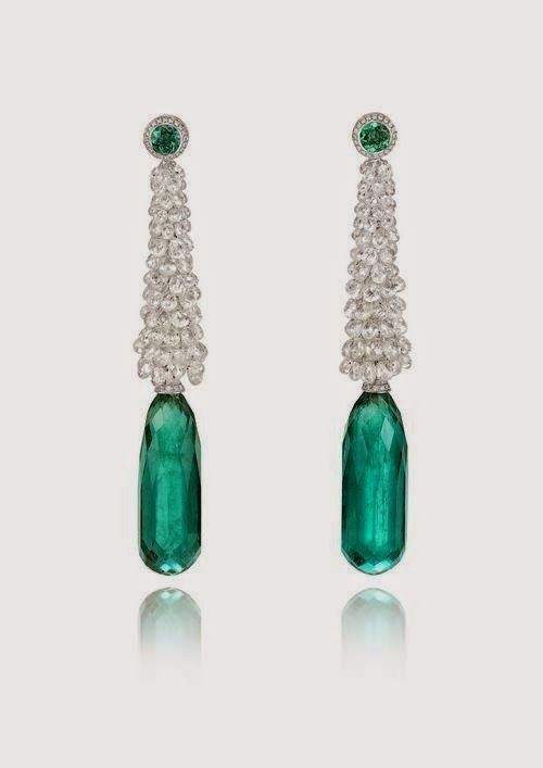 Red Carpet Collection earrings 840364-1002 white