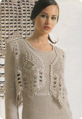 chaleco dibujos crochet patron1